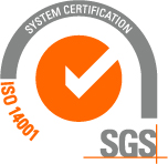 SGS ISO 14001 TCL LR